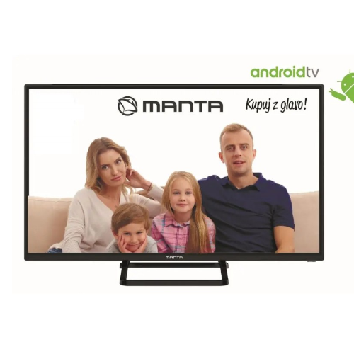 Manta TV 32LHA29E 32'' TV SMART DVB-C/T2/S2 OS7