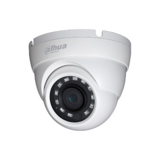 ΚΑΜΕΡΑ HD ΑΝΑΛΟΓΙΚΗ DAHUA HAC-HDW1500M 5MP 2.8mm IR30 METAL DOME HDCVI CAMERA